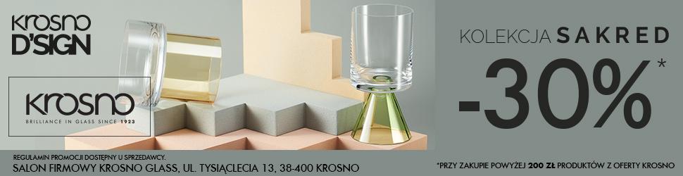 Krosno Glass 30%