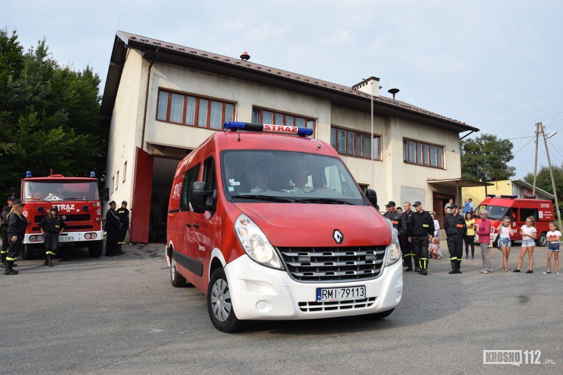 Poważnie Strażacy OSP Poraj z Renault Master, a Żuk będzie zabytkiem RB42