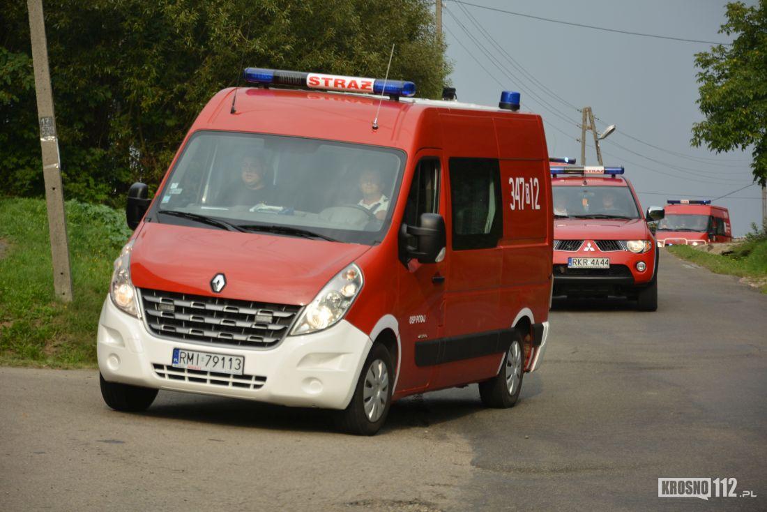 Chłodny Strażacy OSP Poraj z Renault Master, a Żuk będzie zabytkiem WM53