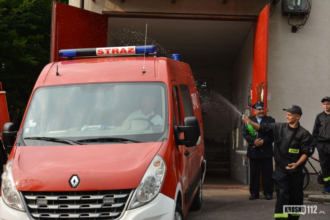 Młodzieńczy Strażacy OSP Poraj z Renault Master, a Żuk będzie zabytkiem CJ35
