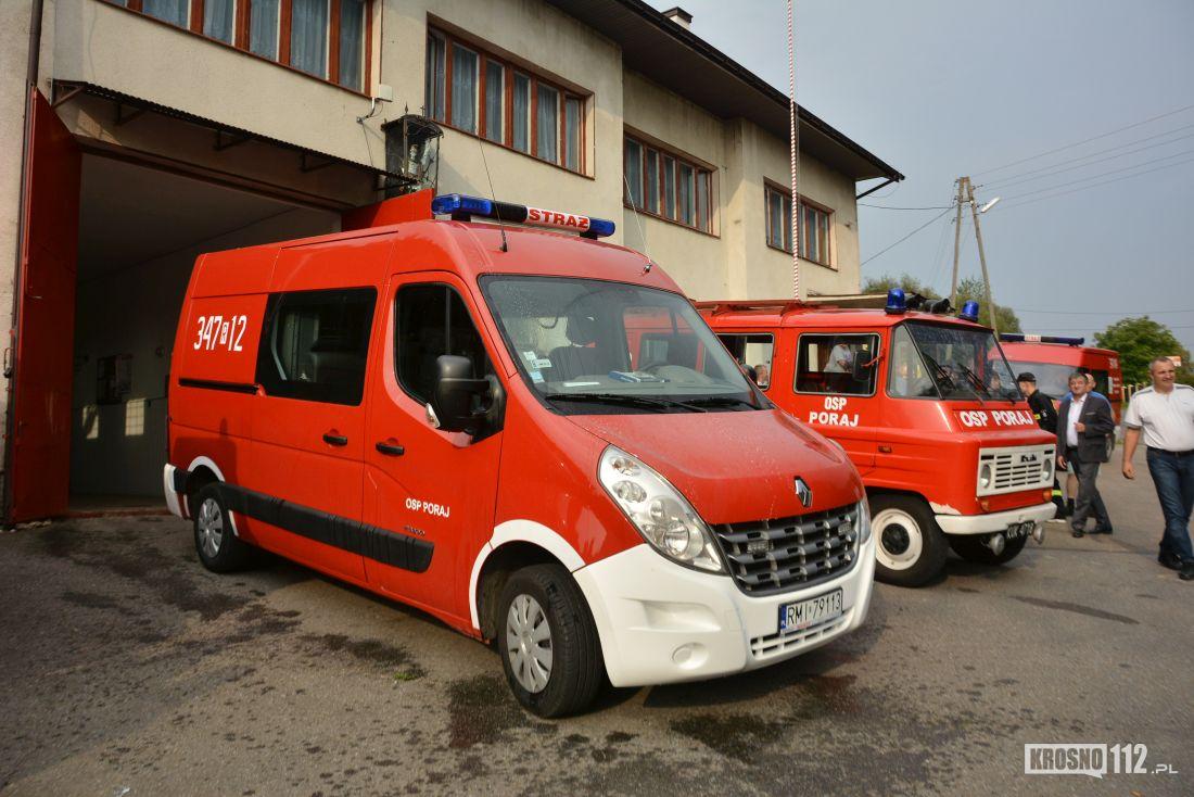 Wspaniały Strażacy OSP Poraj z Renault Master, a Żuk będzie zabytkiem UL76