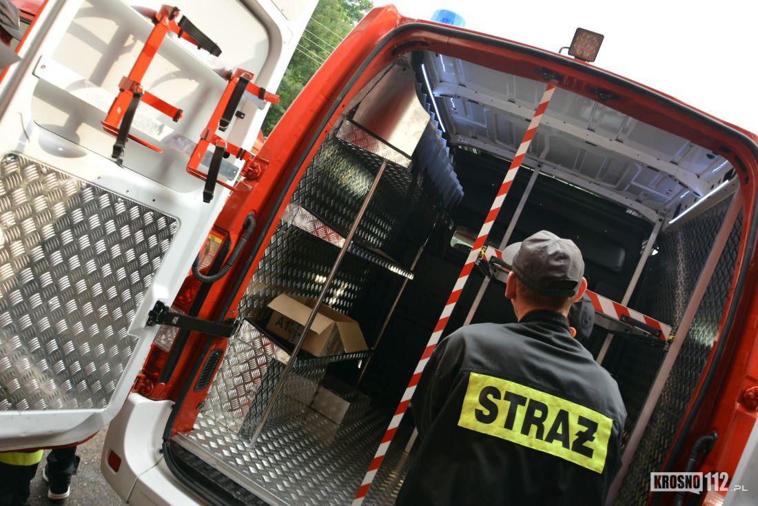 Chwalebne Strażacy OSP Poraj z Renault Master, a Żuk będzie zabytkiem MC77
