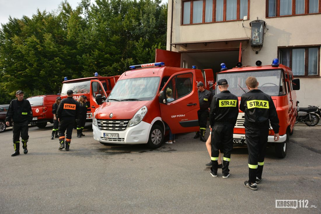 Unikalne Strażacy OSP Poraj z Renault Master, a Żuk będzie zabytkiem BQ55