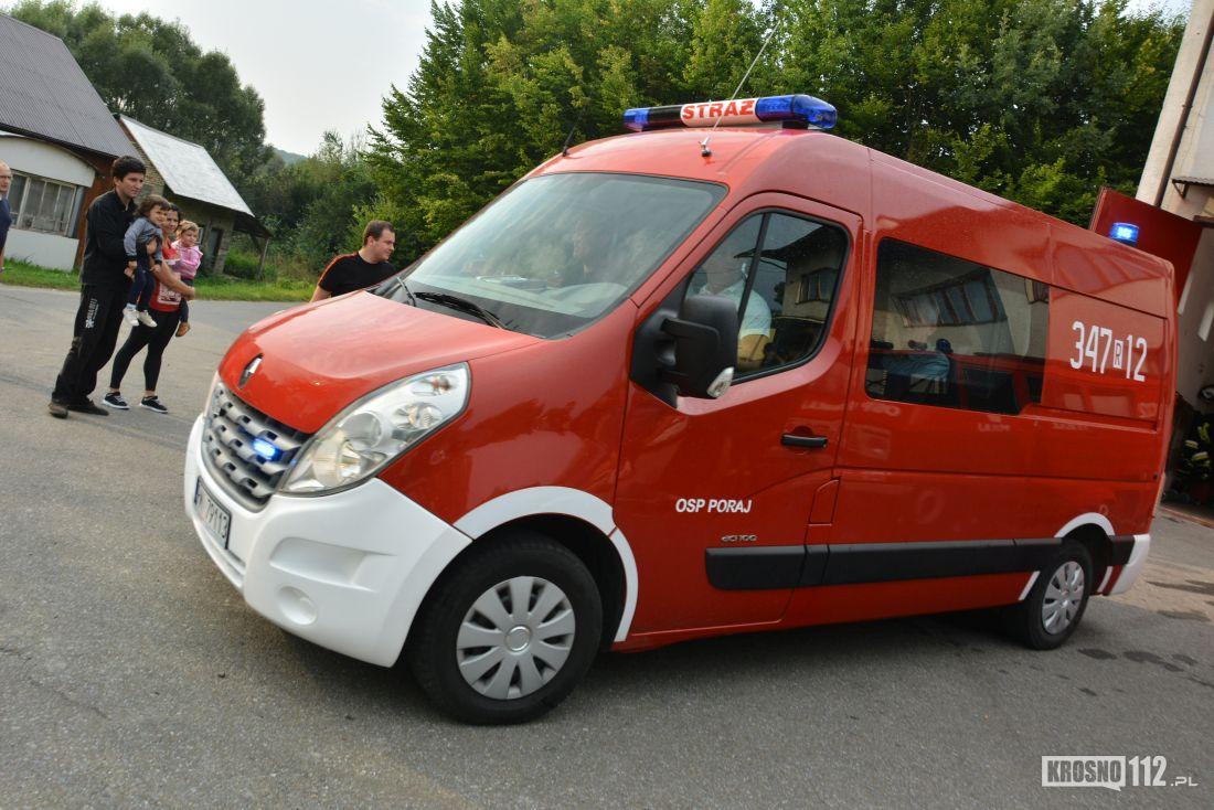 Najnowsze Strażacy OSP Poraj z Renault Master, a Żuk będzie zabytkiem MP14