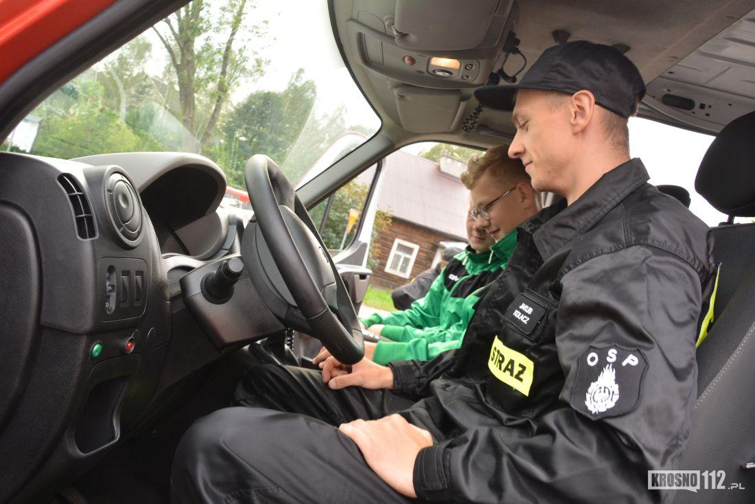 Poważnie Strażacy OSP Poraj z Renault Master, a Żuk będzie zabytkiem DZ89