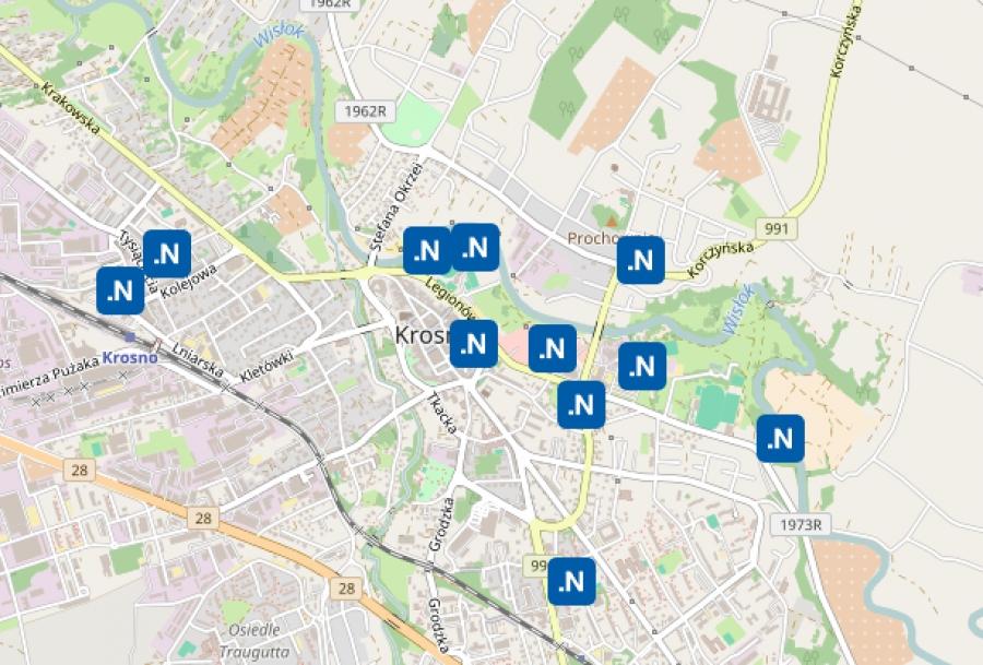 Mapa Potrzeb Krosna Zglos Swoje Propozycje Krosno112 Pl